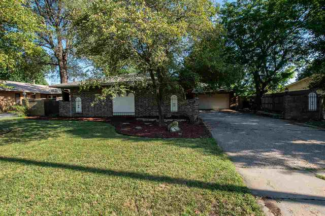 8401 E Lincoln St, Wichita, KS 67207 (MLS #583641) :: Lange Real Estate