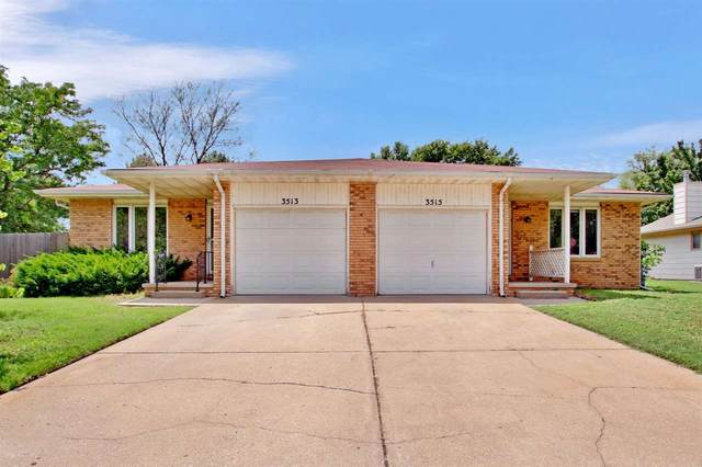 3515 N Clarence St 3513 N Clarence, Wichita, KS 67204 (MLS #583650) :: Lange Real Estate