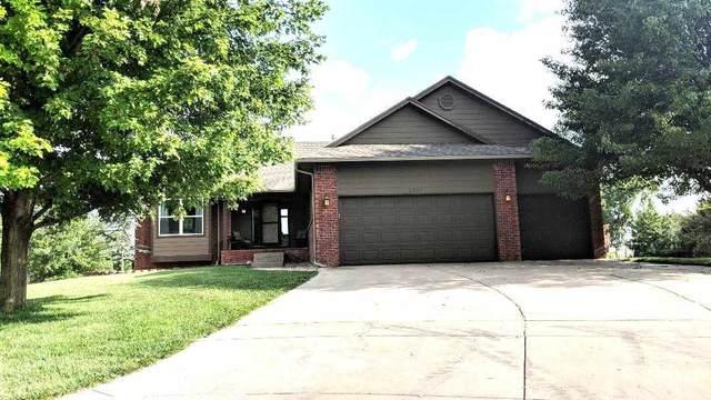 2531 N Shefford Ct, Wichita, KS 67205 (MLS #583654) :: Keller Williams Hometown Partners