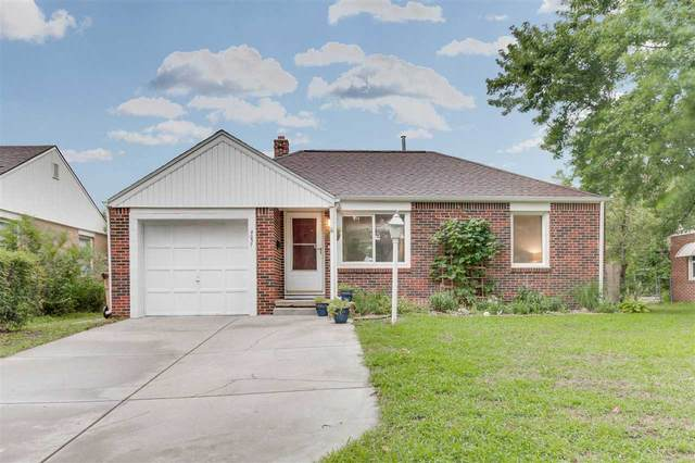 4037 Regents Ln, Wichita, KS 67208 (MLS #583655) :: Keller Williams Hometown Partners