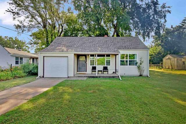 4452 N Arkansas Ave, Wichita, KS 67204 (MLS #583662) :: Keller Williams Hometown Partners