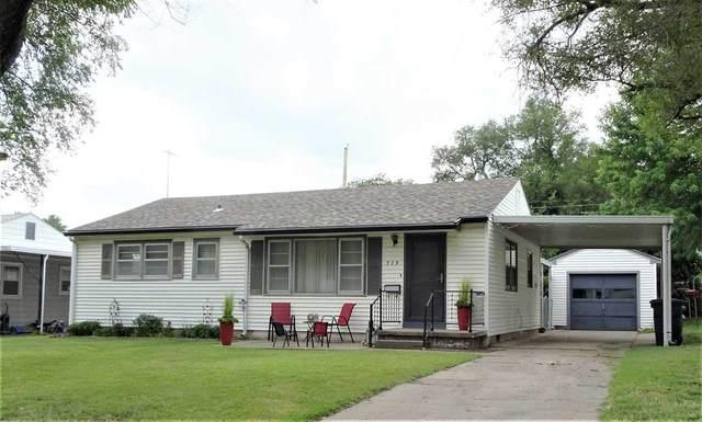 519 N Arthur St., El Dorado, KS 67042 (MLS #583665) :: Keller Williams Hometown Partners