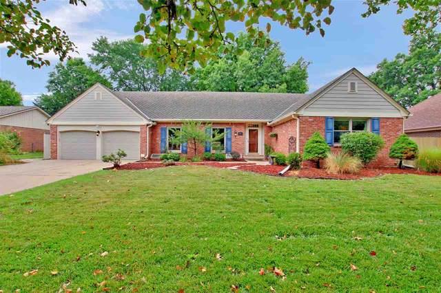 8233 E Tamarac St, Wichita, KS 67206 (MLS #583679) :: Lange Real Estate