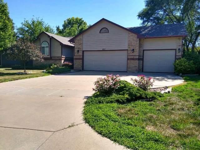 621 N Westchester Dr, Andover, KS 67002 (MLS #583682) :: Lange Real Estate