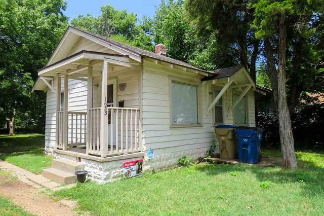 1633 S Washington Ave, Wichita, KS 67211 (MLS #583683) :: Lange Real Estate