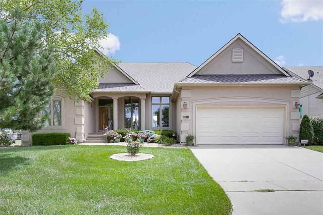 4418 N Spyglass Cir, Wichita, KS 67226 (MLS #583684) :: Lange Real Estate