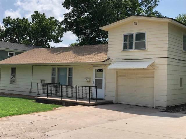 115 S High St, Newton, KS 67114 (MLS #583685) :: Lange Real Estate