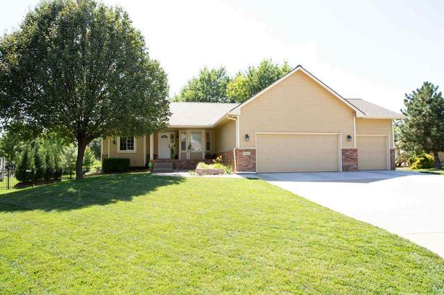 12211 E Laguna St, Wichita, KS 67207 (MLS #583694) :: Lange Real Estate