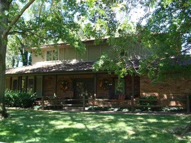 743 Surrey Lane, Maize, KS 67101 (MLS #583696) :: Preister and Partners | Keller Williams Hometown Partners