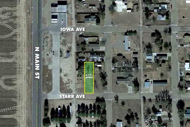 110 Starr Ave, Scott City, KS 67871 (MLS #583698) :: Lange Real Estate