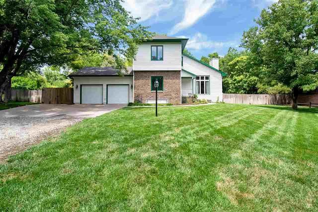 14436 E Lincoln St, Wichita, KS 67230 (MLS #583704) :: Lange Real Estate
