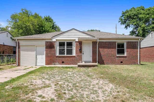5118 Kensington, Wichita, KS 67208 (MLS #583708) :: Lange Real Estate