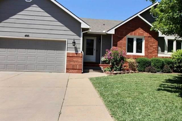 400 W Koob Dr, Andover, KS 67002 (MLS #583709) :: Lange Real Estate