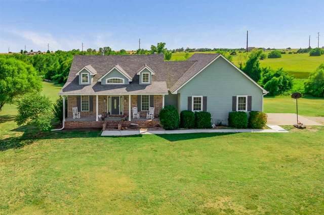 741 N Meridian Rd, Belle Plaine, KS 67013 (MLS #583721) :: Lange Real Estate
