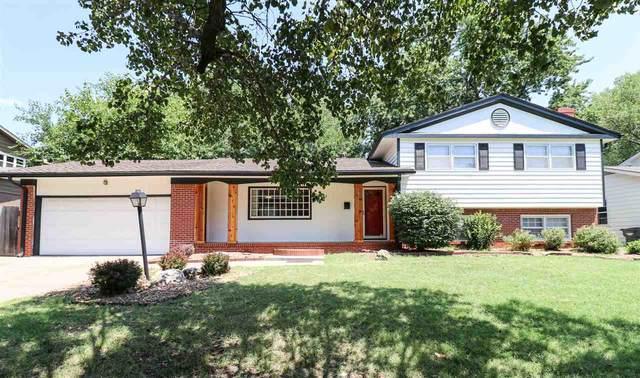 1306 N Gretchen Ln, Wichita, KS 67206 (MLS #583722) :: Lange Real Estate