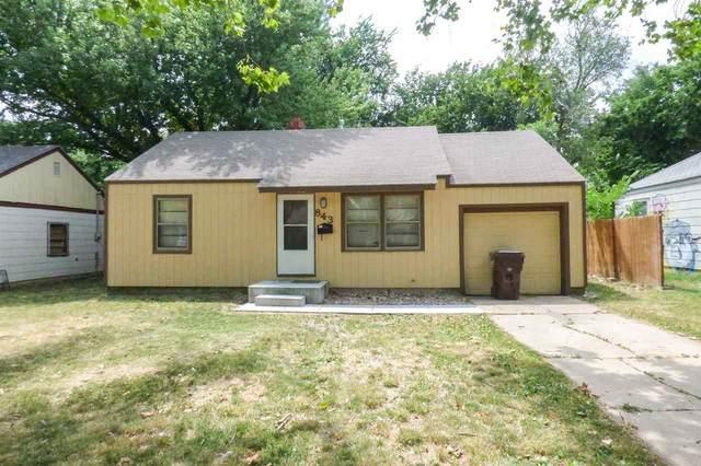 843 S Pinecrest Ave, Wichita, KS 67218 (MLS #583725) :: Lange Real Estate