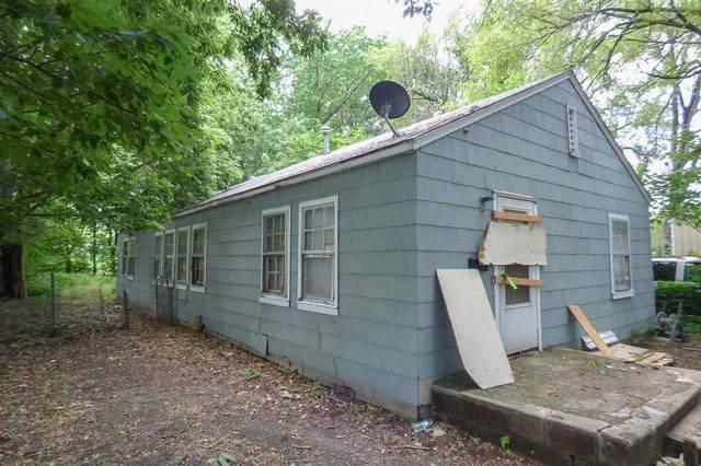 1110 S Terrace Dr, Wichita, KS 67218 (MLS #583726) :: Lange Real Estate