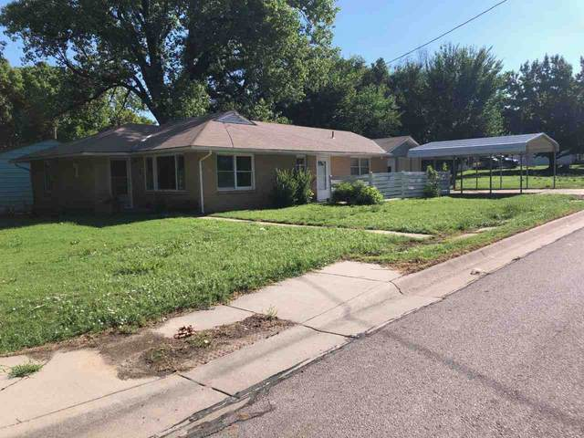 404 N College St, Winfield, KS 67156 (MLS #583727) :: On The Move