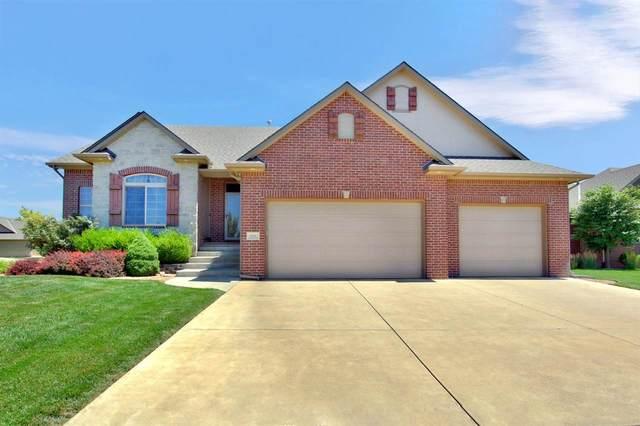 824 N Fairoaks, Andover, KS 67002 (MLS #583733) :: Lange Real Estate