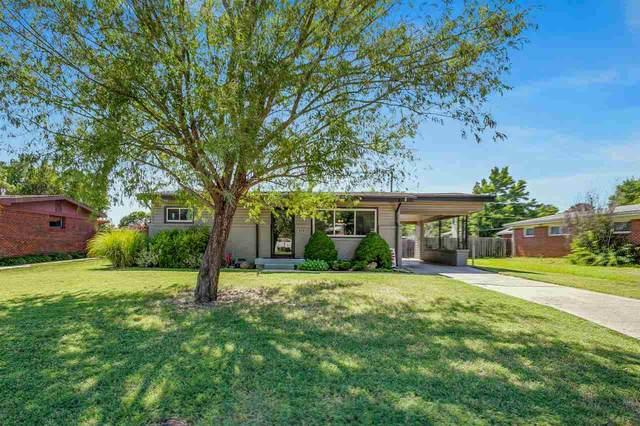 608 Delrose St, Wellington, KS 67152 (MLS #583742) :: Lange Real Estate