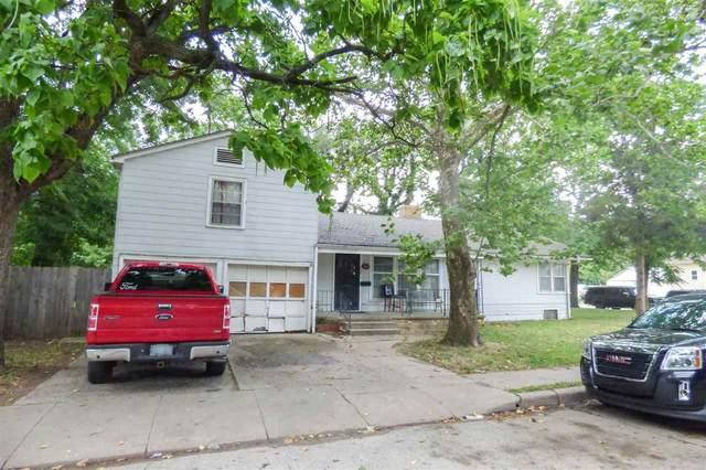 650 S Lulu Ave, Wichita, KS 67211 (MLS #583744) :: Graham Realtors