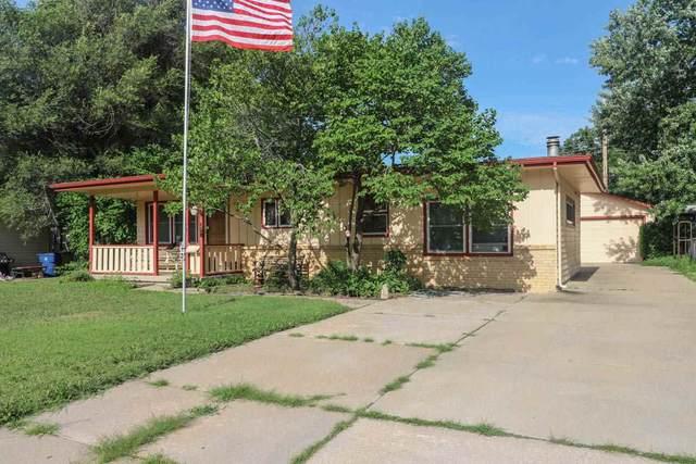 1433 N Georgie, Derby, KS 67037 (MLS #583752) :: Lange Real Estate