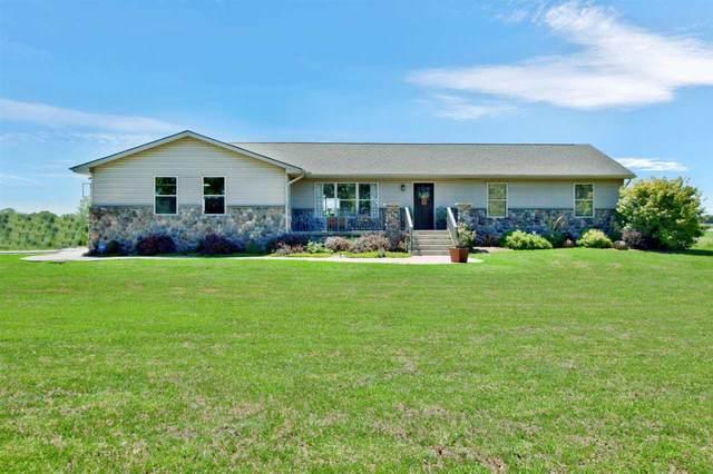 11919 E 117th N, Valley Center, KS 67147 (MLS #583753) :: Keller Williams Hometown Partners