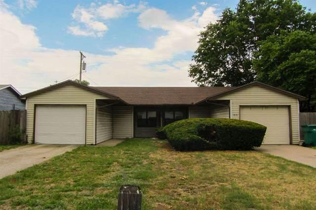 1603 E Fortuna St, Wichita, KS 67216 (MLS #583756) :: Lange Real Estate