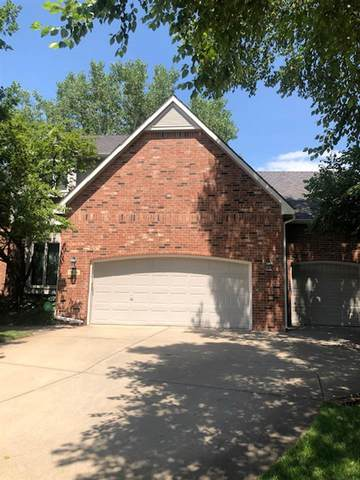 7806 W Meadow Pass Ct, Wichita, KS 67205 (MLS #583757) :: Lange Real Estate
