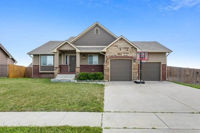 5326 N Rock Spring St, Bel Aire, KS 67226 (MLS #583760) :: Lange Real Estate