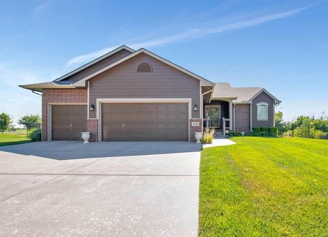 12125 E Boxthorn Ct, Wichita, KS 67226 (MLS #583761) :: Lange Real Estate