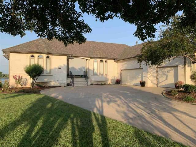 2415 W Timbercreek Ct, Wichita, KS 67204 (MLS #583763) :: Lange Real Estate