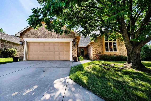 14421 E Killarney Ct, Wichita, KS 67230 (MLS #583784) :: Keller Williams Hometown Partners
