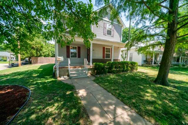 723 N F St, Wellington, KS 67152 (MLS #583801) :: On The Move