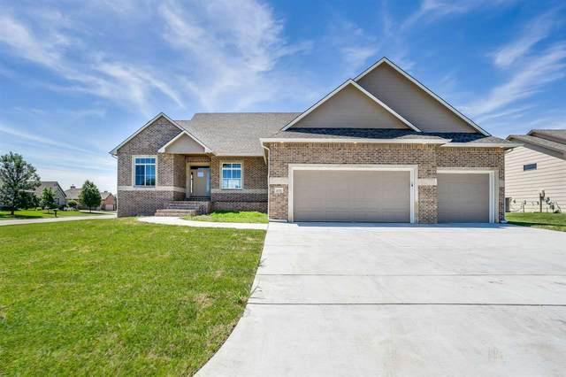 15707 E Morningside St., Wichita, KS 67230 (MLS #583832) :: On The Move