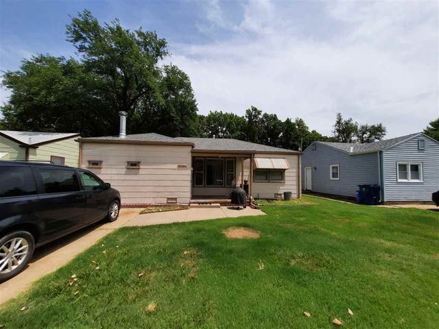 2714 S Southfork St, Wichita, KS 67216 (MLS #583836) :: On The Move