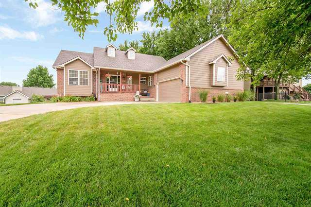 1715 Lakeland Dr, El Dorado, KS 67042 (MLS #583931) :: Keller Williams Hometown Partners