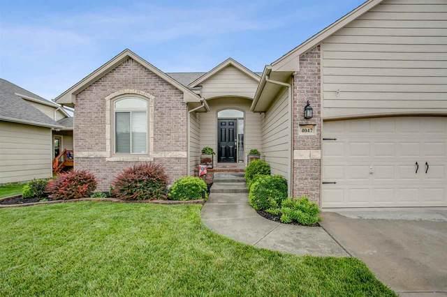 4047 N Westbrook Ct., Maize, KS 67101 (MLS #583959) :: Preister and Partners | Keller Williams Hometown Partners