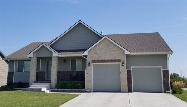 1223 Leonard St., Haysville, KS 67060 (MLS #583971) :: Graham Realtors