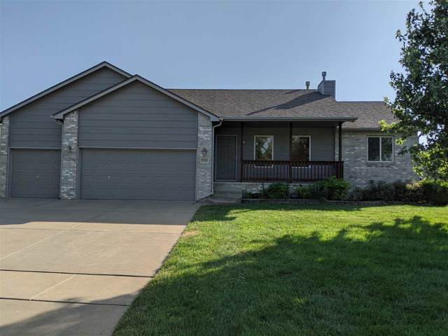 2305 S Covington, Wichita, KS 67209 (MLS #583978) :: Keller Williams Hometown Partners