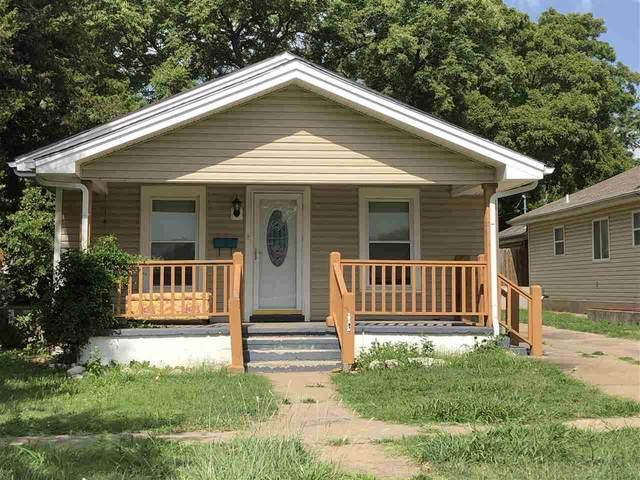1120 N Washington Ave, Wellington, KS 67152 (MLS #584020) :: Keller Williams Hometown Partners