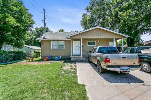 317 W Kinkaid St, Wichita, KS 67213 (MLS #584033) :: Graham Realtors