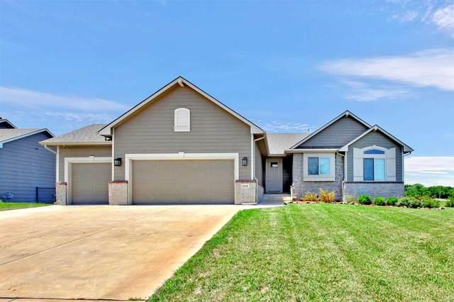1335 N Countrywalk St, Rose Hill, KS 67133 (MLS #584034) :: Preister and Partners | Keller Williams Hometown Partners