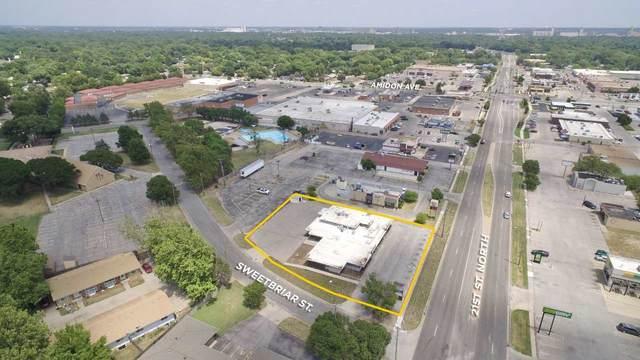 2160 W 21st St N, Wichita, KS 67203 (MLS #584043) :: Graham Realtors
