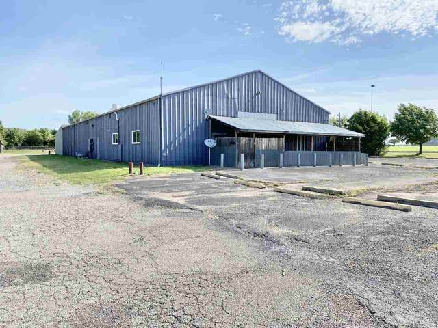 4520 E 47th St S, Wichita, KS 67210 (MLS #584056) :: Graham Realtors