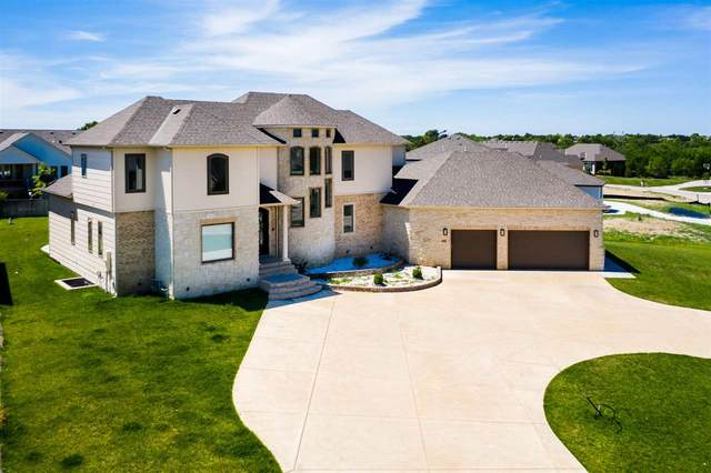 1818 N Burning Tree Cir, Wichita, KS 67230 (MLS #584078) :: Pinnacle Realty Group