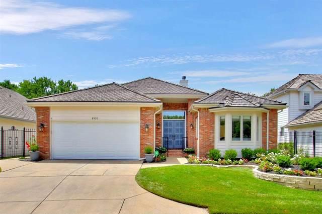 8805 E Bradford Cir, Wichita, KS 67206 (MLS #584091) :: Keller Williams Hometown Partners