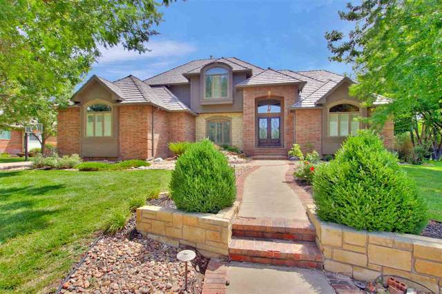 12716 E Meadow Ct, Wichita, KS 67206 (MLS #584095) :: Preister and Partners | Keller Williams Hometown Partners