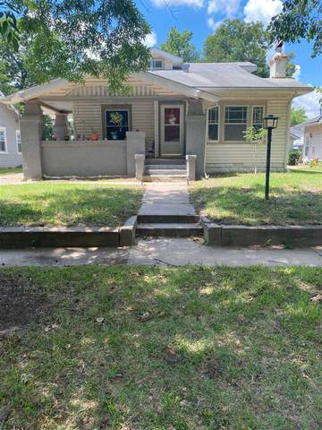 1015 N A St, Arkansas City, KS 67005 (MLS #584136) :: Keller Williams Hometown Partners