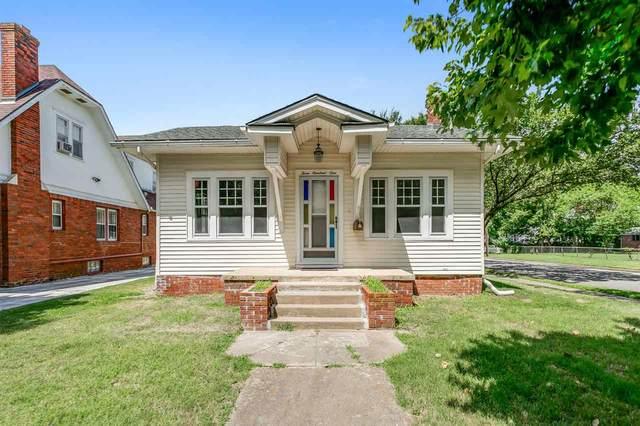 301 S Belmont St, Wichita, KS 67218 (MLS #584139) :: Pinnacle Realty Group